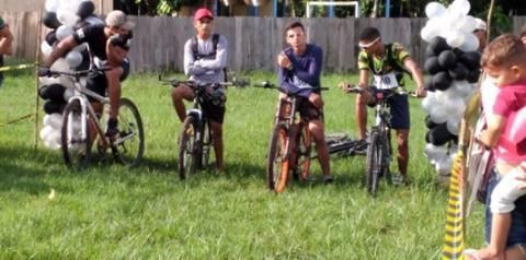 Primeiro desafio ciclístico do Cipoal | Portal Obidense