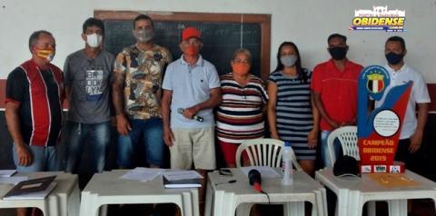 Clube Vila Nova de Óbidos elege nova direção   Portal Obidense
