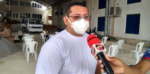 Em Óbidos enfermeiro Darlan Ferreira fala sobre autorizações para viagens interestaduais e intermunicipais | Portal Obidense
