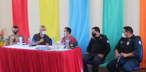Óbidos e os outros 4 municípios de fronteira farão parte do Programa Vigia do Governo Federal   Portal Obidense