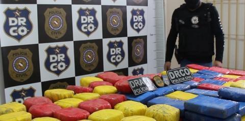 Força-Tarefa da Polícia Civil prende membros de facção criminosa e desarticula rota de tráfico no Pará   Portal Obidense