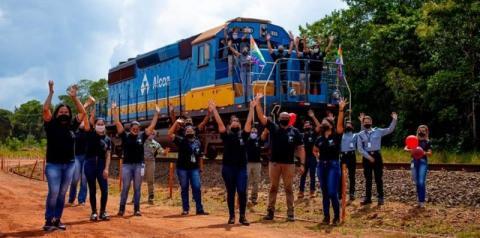Alcoa promove Semana da Inclusão & Diversidade   Portal Obidense