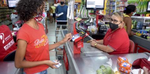 8ª recarga do vale-alimentação escolar para cidades do Baixo Amazonas será dia 5 de março   Portal Obidense