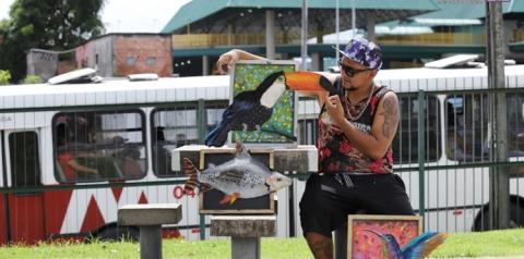 Em Manaus exposição itinerante