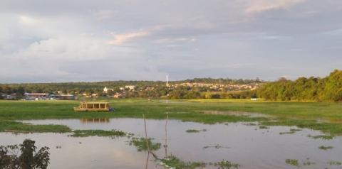 Barreira sanitária na PA-437 e cheia no Rio Amazonas, o que diz a Defesa Civil | Portal Obidense