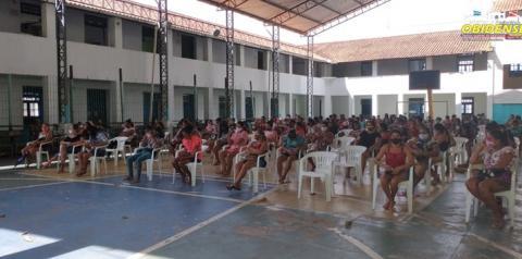 Em Óbidos, Defesa Civil reorganiza fila de beneficiários do programa Renda Pará | Portal Obidense