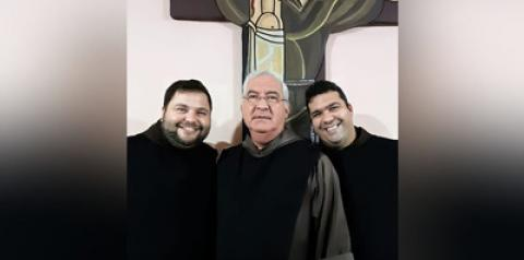 Frei Joel e Nicolau retornam ao município de Óbidos | Portal Obidense