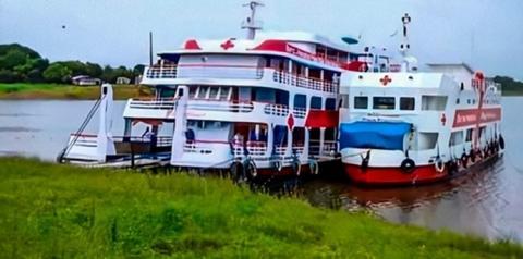 MPT PA-AP reverte recursos para projeto do 2º barco hospital que atuará no Pará | Portal Obidense