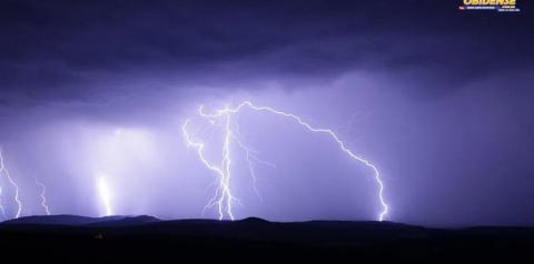 As chuvas intensas de abril reacendem o alerta com a energia elétrica   Portal Obidense