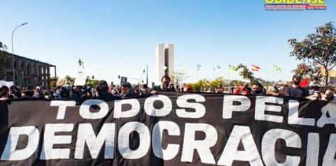 Senado vai analisar projeto de lei de defesa do estado democrático para substituir LSN | Portal Obidense