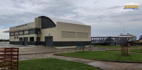 Terminal hidroviário em Curuá continua fechado   Portal Obidense