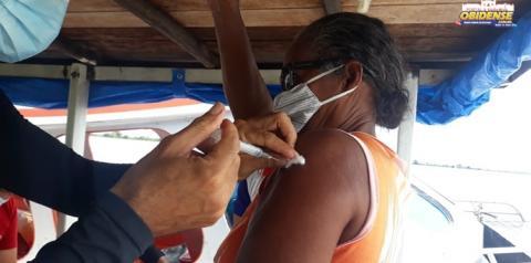 SEMSA divulga cronograma de vacinas contra covid-19 na zona rural | Portal Obidense