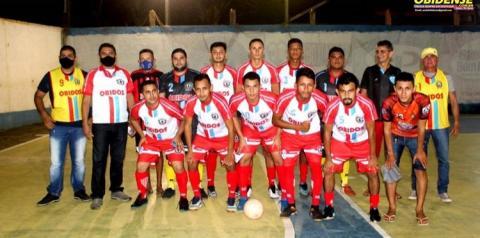 Seleção obidense de futsal viaja neste final de semana para Oriximiná | Portal Obidense
