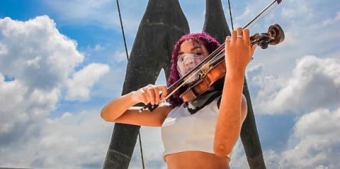 Clipe musical é lançado em homenagem ao aniversário de Brasília