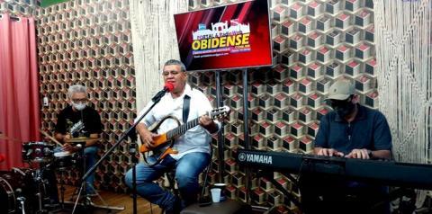 Para ajudar a ACOB, obidenses realizam lives em Belém, Manaus e Óbidos   Portal Obidense