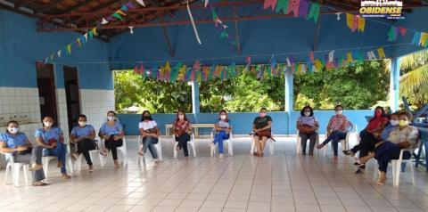 Volta as aulas remotas na rede de ensino Municipal em Óbidos   Portal Obidense