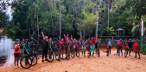 No dia do Ciclistas, te levamos a conhecer um projeto que é sucesso em Óbidos | Portal Obidense