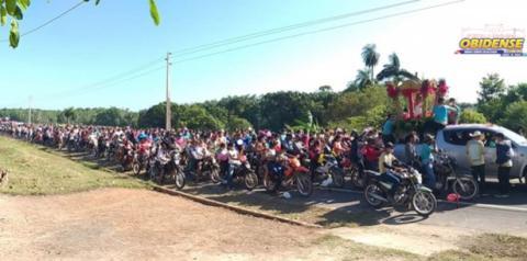 Curuá celebra o Círio de seu padroeiro São Raimundo Nonato | Portal Obidense
