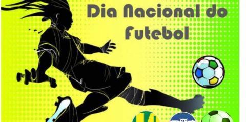 Esporte mais praticado no Brasil, o futebol ganhou um Dia Nacional comemorado hoje 19 de julho.