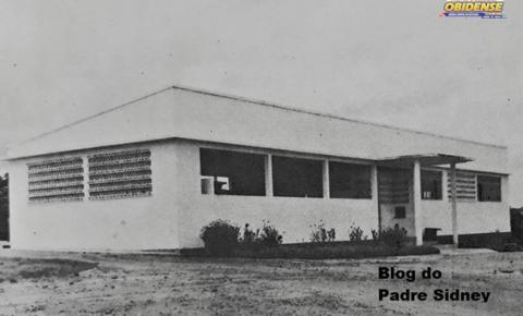 Almoxarifado do D.E.R em Óbidos – 1971 | Portal Obidense