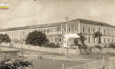 Colégio Santa Clara em fins da década de 1920