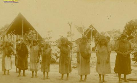 O obidense que se tornou chefe dos indígenas Mundurucus