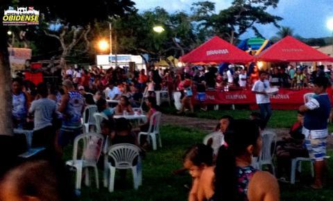 Uma grande festa para o trabalhador obidense aconteceu no bairro de Santa Terezinha. Na Cidade Nova 50 anos da primeira missa