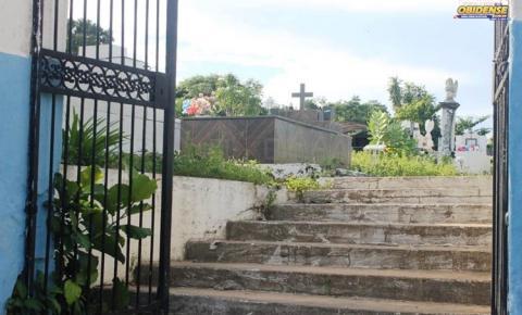 No Portão do Cemitério – Uma história de arrepiar | Portal Obidense