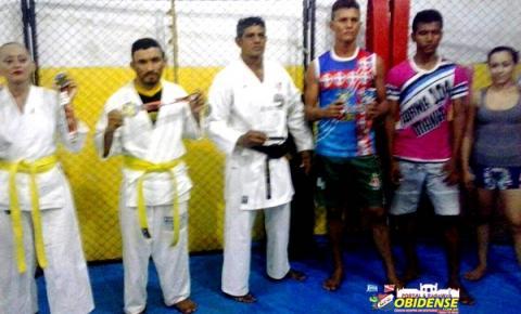 A equipe de karatê de Óbidos conquistou nove medalhas em torneio disputado no município de Santarém.