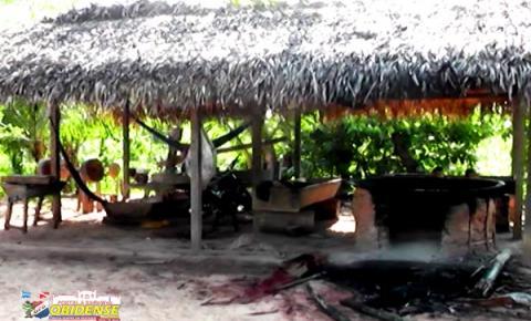 Comunidade que fica a pouco mais de 60km do municio de Óbidos no oeste do Pará