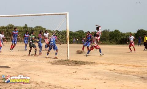 Futebol movimento Óbidos neste final de semana. Santo Antônio e Tamatá farão a final da VIII Copa Pauxiara