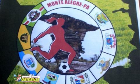 Pela primeira vez poderá acontecer na cidade de Monte Alegre a primeira Copa Oeste de Seleções de futebol Feminino