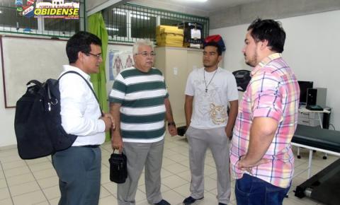 Clube de futebol Tarumã, fecha parceria com universidade do Amazonas