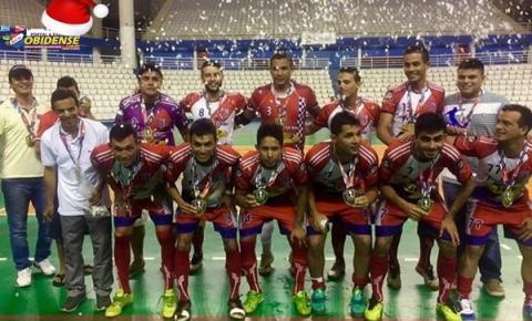 Na final do Futsal série prata, a equipe do Nikee levantou a taça na Arena Amadeu Teixeira.