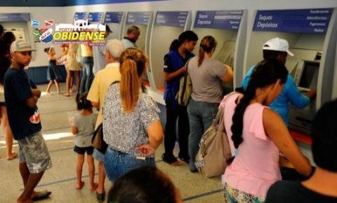 Neste final de Ano. Agências bancárias funcionarão até quinta-feira(29) em Óbidos.