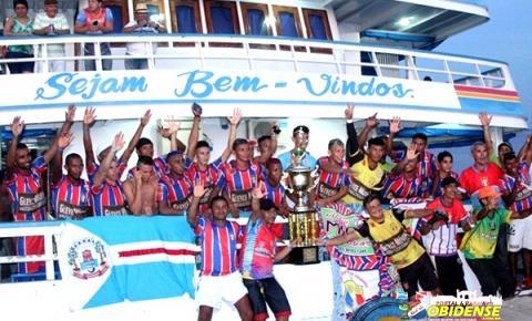 Copa Oeste de Seleções terá início em maio, os grupos já estão formados e Óbidos como atual campeão defenderá o título.