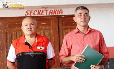 Nova diretoria Associação Atlética Vila Nova Toma Posse, já com a definição que o time não participará do campeonato de 2017.