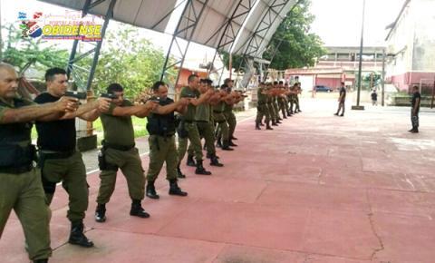Para o Carnaval oficial de Óbidos 40 homens da polícia já estão garantido para atuar diretamente na segurança do evento.