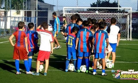 Barcelona Brasil inicia treinos visando disputar futsal e futebol 7 amazonense