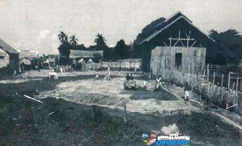 No dia 25 de março de 1758 a aldeia Pauxis foi elevada a categoria de Vila.
