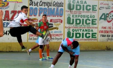 Realizada em Óbidos a primeira Copa de Handebol Pauxis com equipes do oeste do Pará
