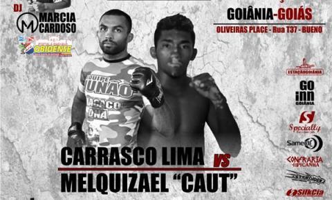 MMA: Atleta do Pará na disputa do cinturão