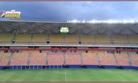 Fast Clube vence Santos-AP pela Copa Verde e joga pelo empate no jogo de volta em Macapá.