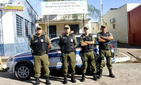 Policia Militar relata como foi atuação no resgate das vítimas do raio em Óbidos.