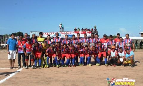 Seleção Obidense começa preparação para Copa Oeste de Seleções, no dia do Trabalhador