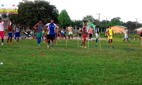 Esporte em alta na Cidade de Curuá. Domingo movimentado para o clássico intermunicipal.