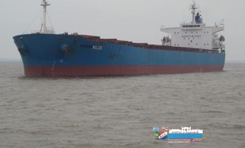 Capitania Fluvial restringe a passagem de navios ao norte da Ilha do Patacho