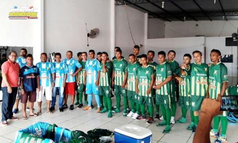 Seleção de Prainha estreia na Copa Oeste contra a de seleção de Almeirim, neste sábado (10).