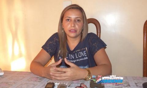 Prefeita Adriana Silva fala sobre os preparativos para o Raid 2015 em coletiva a imprensa