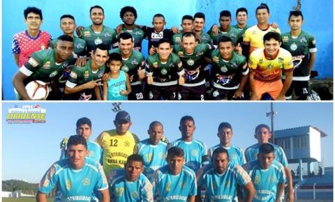 Em Óbidos, Amazonas e Nápoli de Terezinha duelarão na grande final da Copa da Amizade.